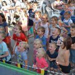 kinderdisco podium
